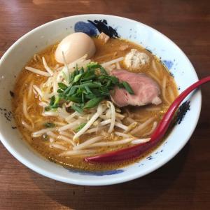 麺処ajito 〜味噌の香ばしいアロマを旭川で浴びられるとは!〜