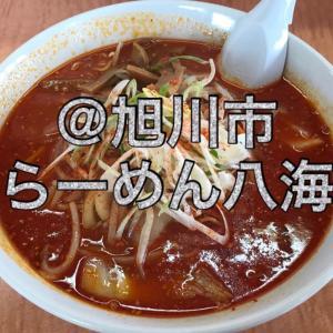 らーめん八海 ③ 〜あれ?辛いラーメン食べれる様になってない?〜