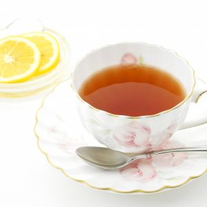 インフルエンザ予防に「紅茶」