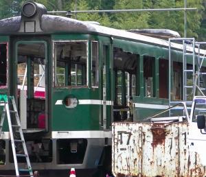 さようなら京都丹後鉄道(丹鉄)MF104 退役⇒廃車解体