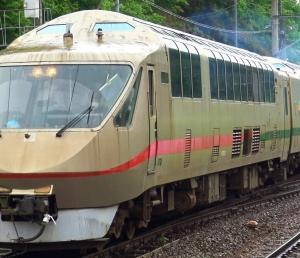 4か月ぶりに本線を走ったタンゴエクスプローラー(KTR001形)京都丹後鉄道(丹鉄)20210520