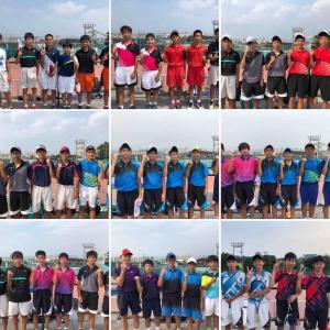 群馬県中学3年トーナメント 男子予選結果
