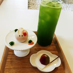【ソウル】可愛すぎる和カフェ【菓子恋】