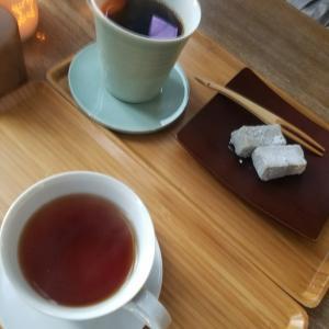 【京都】kaikado cafe へ と副反応まだきてる私、、