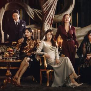 韓国ドラマ ペントハウスを見ています♪そしてペントハウス3!