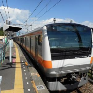 熊川駅【東京都】(五日市線。2018年訪問)