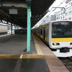 両国駅【東京都】(中央・総武緩行線。2018年ほか訪問)