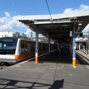 河辺駅【東京都】(青梅線。2018年訪問)