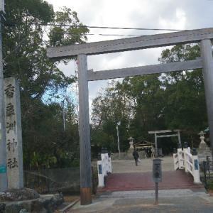 香良洲神社へ初詣に♪