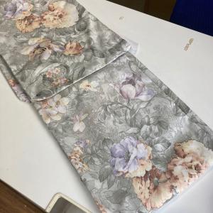 ★昭和のカーテン浴衣★