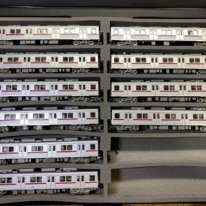 鉄コレ東武9000系(登場時仕様)をグレードアップ改造1