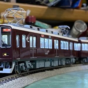 鉄道ホビダス阪急8000系を製作14:外装仕上げB・完成