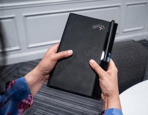 Lenovoのキーボード折り畳み可能なタブレット、ThinkPad X1が、ラップトップを不要にするかも知れない。(1)'19.10.07