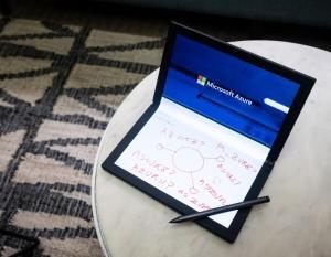 Lenovoのキーボード折り畳み可能なタブレット、ThinkPad X1が、ラップトップを不要にするかも知れない。(2)'19.10.08