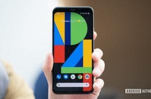 Google Pixel 4とPixel 4 XLスマートフォンの紹介(3)'19.10.17