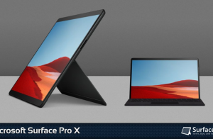 Microsoft Surface Pro Xラップトップの技術的な仕様(3)'19.10.20