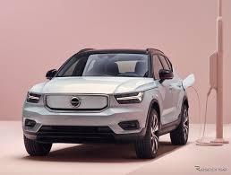 Volvoの電気自動車、XC40は、Androidを搭載した、インフォテインメント・システムを採用するようだ。(1)'19.11.13
