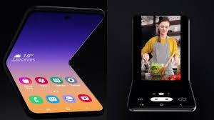 フォルダブルなスマートフォン、「Samsung Galaxy Z Flip」を紹介する。'20.02.25