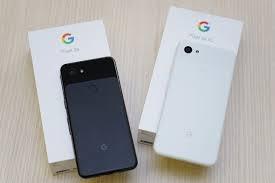 Googleは、Pixel 3aスマートフォンの販売を終了させたことを報告した。'20.07.03