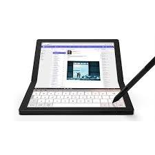 Lenovo ThinkPad X1 Foldは、最も柔軟な、ラップトップである。(1)'20.10.11