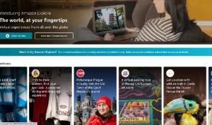 Amazonは、新しい、「Explore」プラットフォームを介して、仮想的な教室や観光ツアーの提供を開始する。'20.10.12