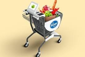 「スマートな食料品カート」が、買い物の仕方を変えようとしている。'21.01.27