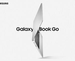 極めて安い、Samsung Galaxy Book Goラップトップが、350ドルで発売される。'21.06.14