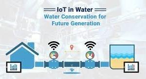 2021年から2025年の、世界の水管理市場における、IoTの動向 '21.06.14