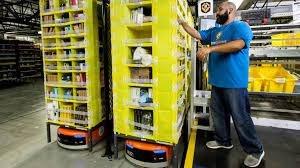 キャッシュレス・ストアから、家庭用ロボットまで、Amazonの将来計画の考察(15)'21.09.22