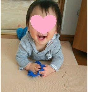 息子1歳1か月になりました&慣らし保育☆
