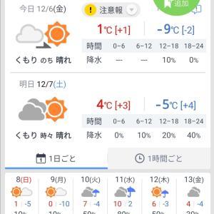 真冬の北海道車中泊へ向けて第2次予行演習の旅スタートです