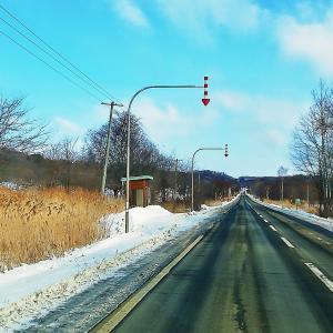 冬の北海道車中泊の旅はついに極寒の街・陸別へ入ります