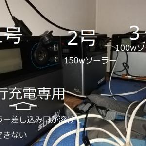 電気は難しい…青の3号充電システムの改良です