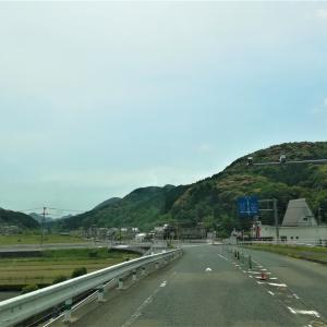早くも福岡を脱出して温泉県に入るのだ