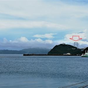 淡路島に上陸し、天国に一番近い車中泊場所2に到着です