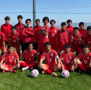 相生学院サッカー部は高校選手権の兵庫代表になるのだ