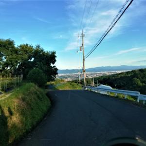 島巡り車中泊の旅は兵庫から大阪を抜けて一気に奈良県に入ります