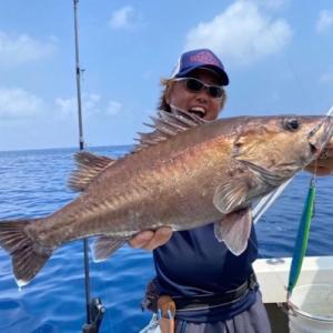 豪華メンバーで幻の魚を釣る!!!