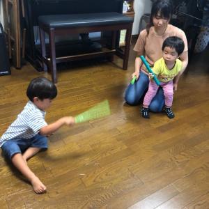 2.4歳児さんの様子(^-^)