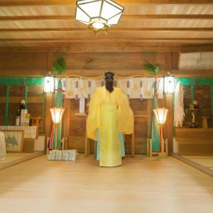 室生龍穴神社遠隔参拝が無事終了いたしました。(綺麗な映像もあり)
