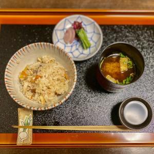 今日の旅ごはん 木屋町湯豆腐と丹波口中華そば