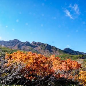 鎮魂 晩秋の御嶽山