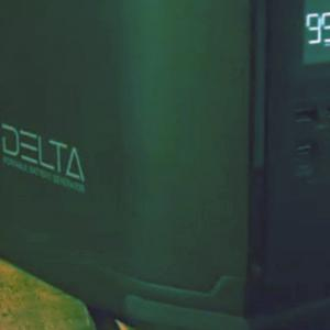 【EFDELTA】山奥でもオール電化で暮らせそうなポータブル電源がイカれてる