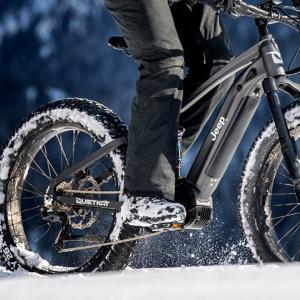 極太タイヤの電動自転車(e-bike)がサーフの新しいランガンスタイルになりそう