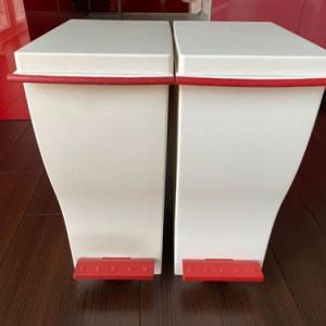 キッチンのゴミ箱を買い換え