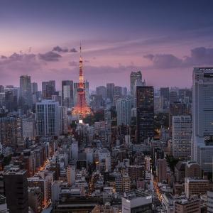 一年前の東京OneNote