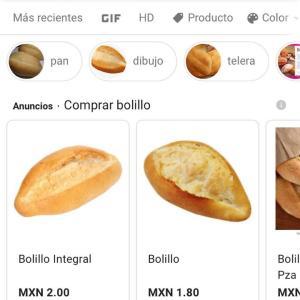 恋焦がれるパン