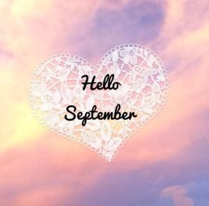 9月!夏休み終わり!
