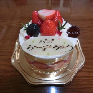 パパちゃんお誕生日☆2019