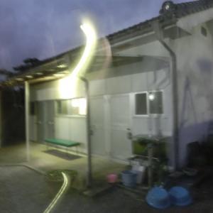 こんなとこも温泉があったんだ…。 中原温泉 鹿児島県湧水町